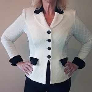 ST. JOHN EVENING Blazer Jacket by Marie Gray